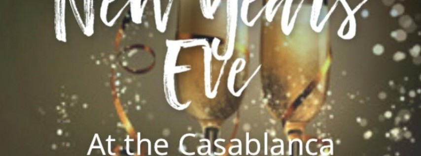 New Years Eve at The Casablanca Lounge
