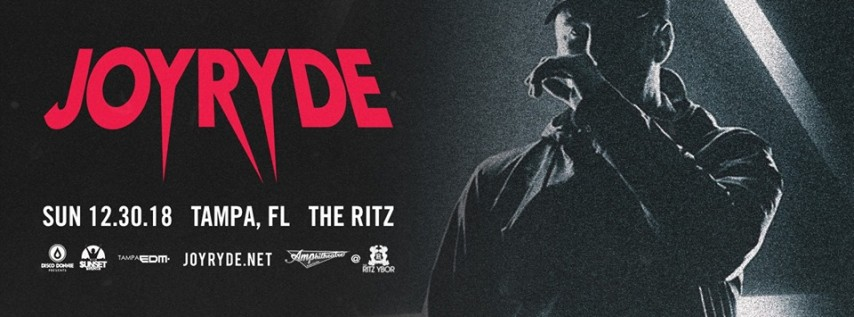 Joyryde – New Years Eve Weekend – Tampa, FL