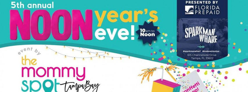 5th Annual Noon Years Eve presented by Florida Prepaid