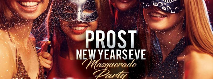 Prost NYE Masquerade Party