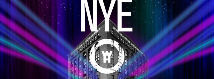 Wheelhouse New Years Eve 2019