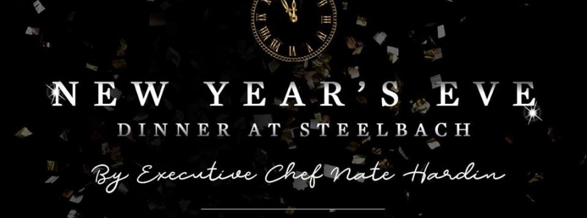 New Year's Eve Dinner at Steelbach