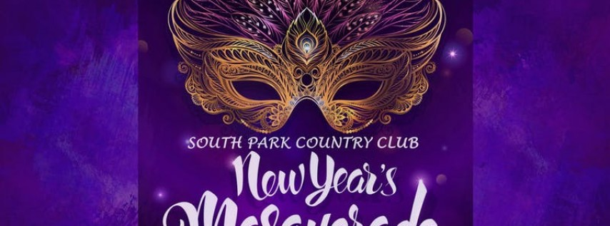 New Year's Eve Masquerade Gala at SPCC!