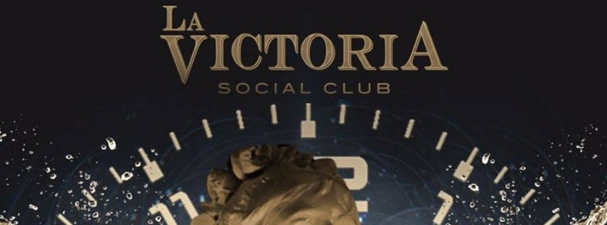 New Years Eve at La Victoria Social Club