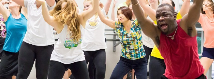 International Dance Day 2020 - A Day of World Dance Classes!