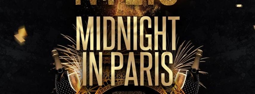 NYE 2019 Midnight In Paris