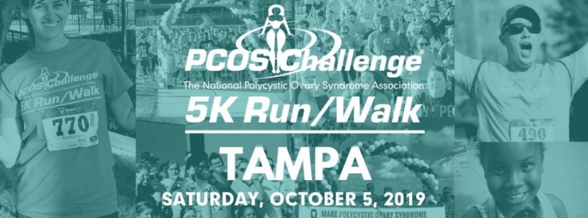 Tampa PCOS Challenge 5K Run/Walk