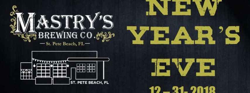 New Year's Eve at Mastry's Brewing Co
