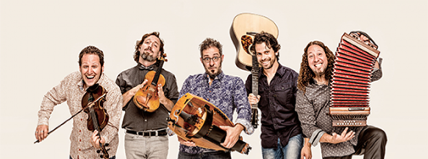 LE VENT DU NORD at City Winery
