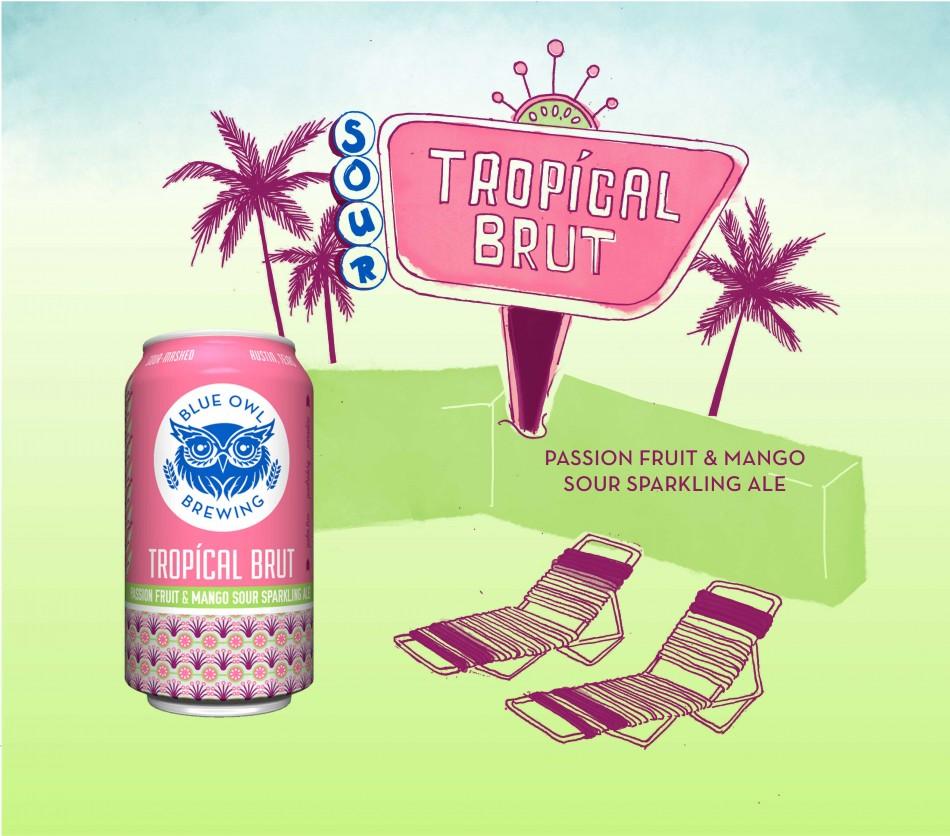 Beer Release: Tropícal Brut