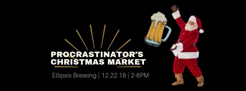 Procrastinator's Christmas Market