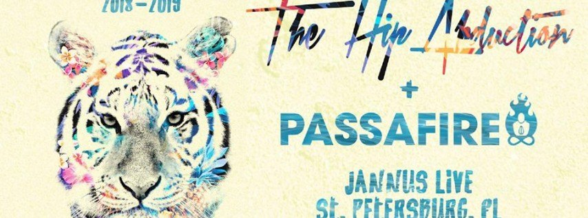 New Years Eve: The Hip Abduction and Passafire