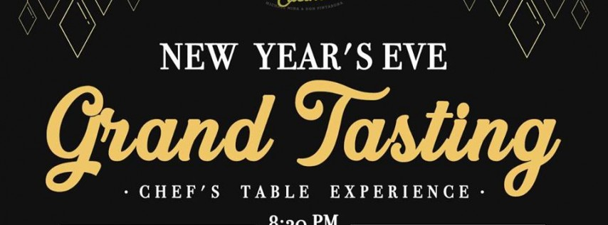 New Year's Eve Grand Tasting