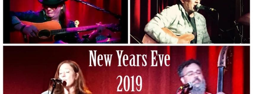New Years Eve - Kirk Adams Band, Rebekah Pulley & John Kelly