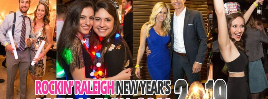 NYERaleigh.com - Rockin' Raleigh New Year's Eve