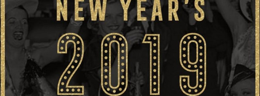 New Year's Eve 2019 at The Architect Bar & Social House