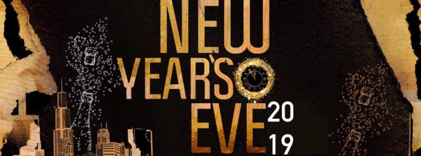 RALEIGH 2019 NEW YEAR'S EVE PARTY