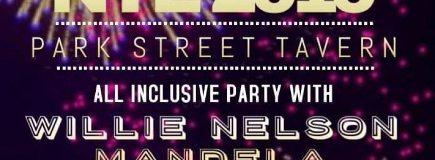 Park Street Tavern New Years 2018 Bash