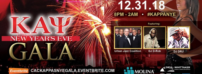 2nd Annual Kappa NYE Gala