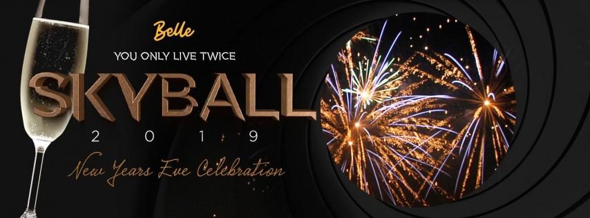 Skyball NYE 2019