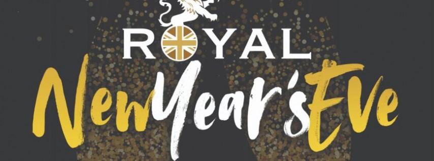 Royal New Year's Eve at Yeoman's