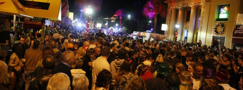 New Year's Eve on Main Street