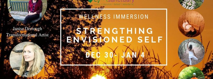 New Year's Wellness Immersion: Strengthening Envisioned Self
