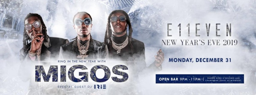 New Years Eve : Migos