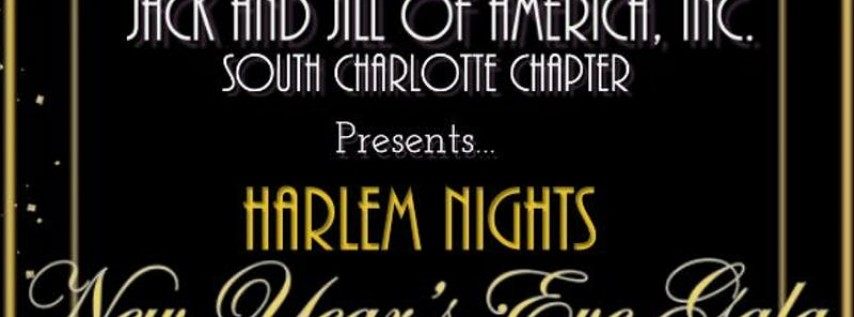 New Years Eve Fundraising Gala Harlem Nights Style