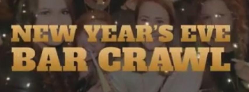 2019 Dallas New Year's Eve (NYE) Bar Crawl - V2