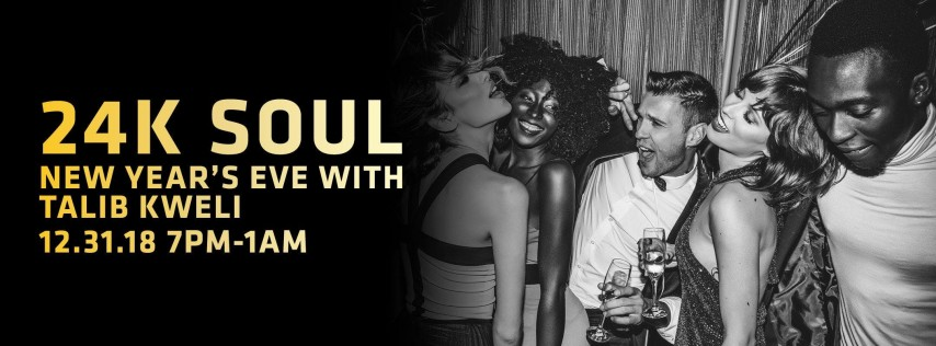 24K SOUL | New Year's Eve at Thompson Seattle | The Nest