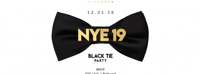 VUE Lounge - New Years Eve Black Tie Party