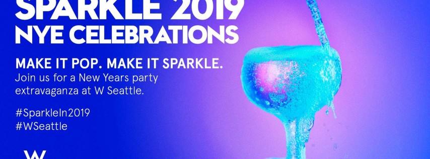 SPARKLE 2019 NYE CELEBRATIONS