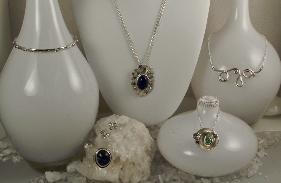 """""""Connected to Nature,"""" A Jeweler's Perspective by Donna Carrion"""
