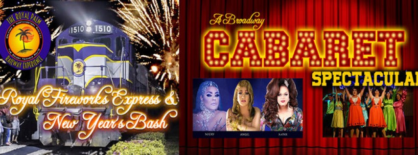 Royal Fireworks Express & New Year's Eve Bash