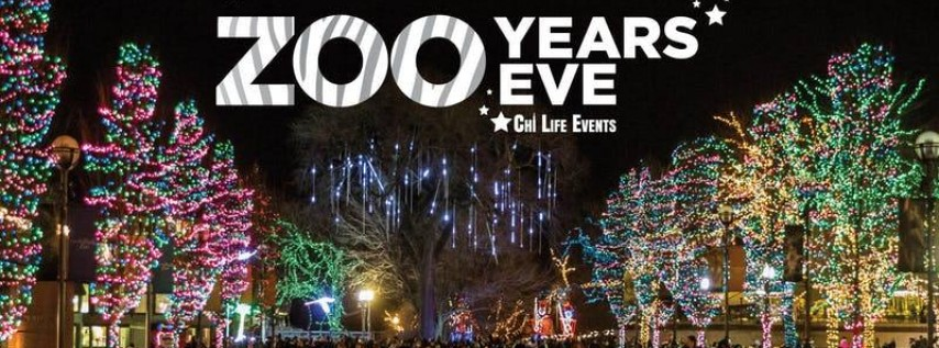Zoo Year's Eve at Lincoln Park Zoo - Adults Only (21+) NYE Party