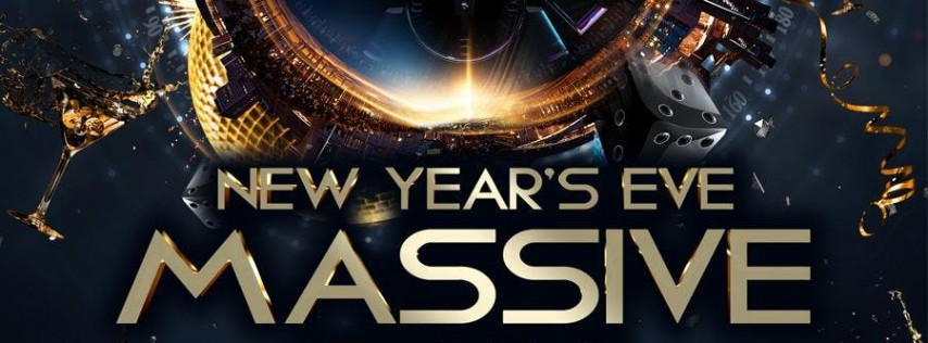 NYE Massive 2019 Parc 55 Hilton Union Square San Francisco New Year's Eve