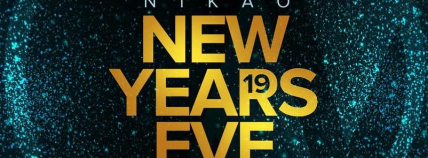 NIKAO New Year's Eve '19