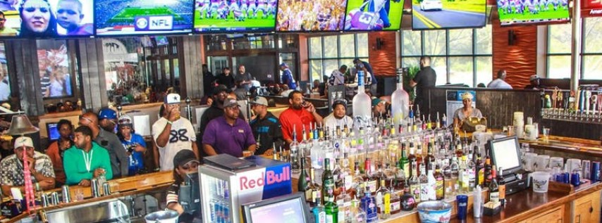 Football Sundays by The Press Box Bar & Grill