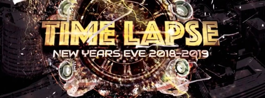 Time Lapse NYE • Buffalo's Annual EDM New Year's Eve Party