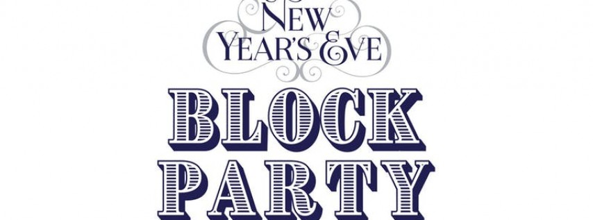 New Year's Eve Block Party: with Dinner at Growlers Pourhouse