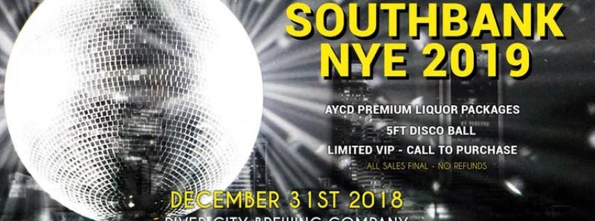 River City Brewing Company SouthBank NYE 2019