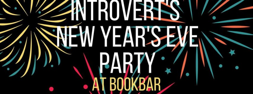 Introvert's New Year's Eve Party