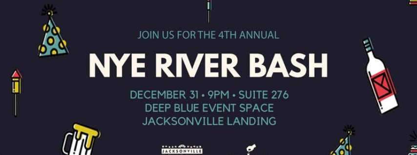4th Annual New Year's Eve River Bash