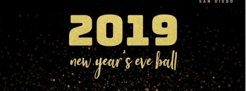 ATASC-San Diego New Year's Eve Ball