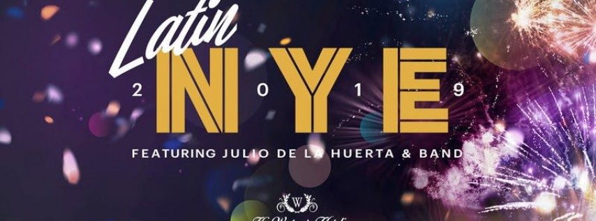 Latin New Year's Eve 2019