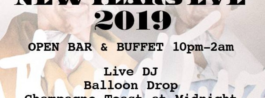 5Church Charleston NYE 2019 Party