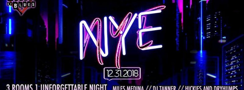 House of Blues New Year's Eve 2019 with Miles Medina + Friends!
