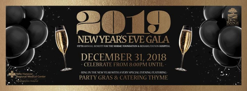 5th Annual New Year's Eve Gala