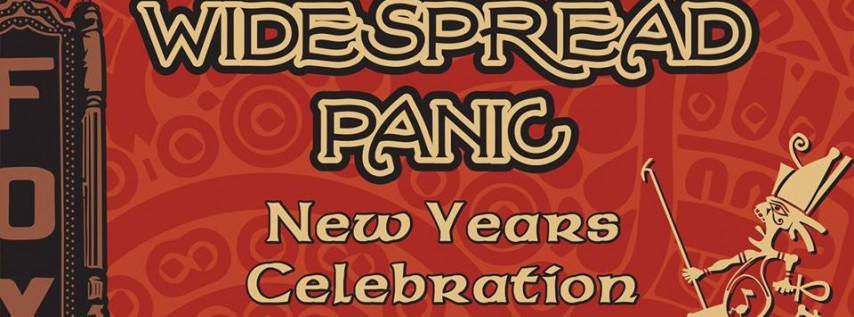 Widespread Panic New Years Celebration